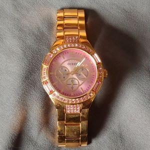 💗 Womens Guess Waterpro Fashion Watch